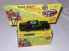 THE GREEN HORNET'S BLACK BEAUTY - CORGI n. 268 n/MIB - 1966 - OLD STORE STOCK