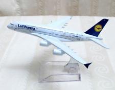 Airbus A380 - Lufthansa Metal Air Plane Airliner DieCast 1/400 #5070