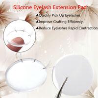 Silicone eyelash extension stand holder pallet pad eyelash tray holder tool I4
