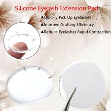 Silicone eyelash extension stand holder pallet pad eyelash tray holder tool DSUK