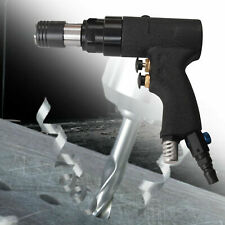Pneumatic Hand Tapper Tapping Machine 400rpm Drill Tool 6pc M3 M12 Chuck Set