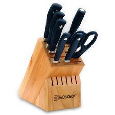 Wusthof Grand Prix II Knife Block Set, 8 Piece, 8518 **NEW**