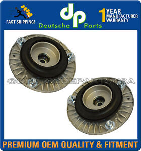 Front Strut Mount Bearing Bearings fr BMW F30 F22 F32 F34 F36 31306880438 SET 4