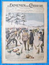 La Domenica del Corriere 27 febbraio 1921 Scozia - Romania - Cardinale Ferrari