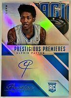 2014-15 Prestige Premium Elfrid Payton On-Card Auto RC Knicks Orlando Magic