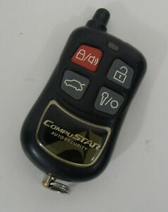 CompuSTAR Remote - Can be re-programmed