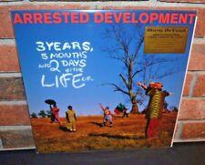 Arrested Development - 3 Years 5 Months & 2 Days ITLO, Ltd 180G COLORED VINYL