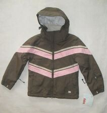 e408 Winter Ski/Snowboard Jacket Coat New-Girls Medium