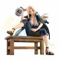Naruto Shippuden Tsunade Gals 16cm PVC Figure Model In Box Statue Xmas Present