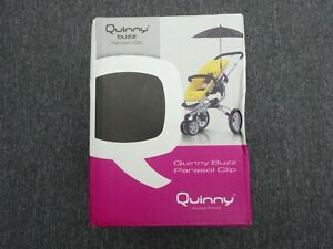 Quinny Buzz Parasol Clip. Black. Box & Instructions.