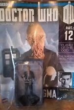 New Doctor Who Figurine Collection OOD SIGMA and Magazine - Part 12 ~ New Sealed