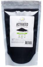 100% Pure Food Grade Activated Charcoal Powder 4 oz