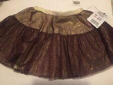 NEW DESIGUAL GIRLS  Reversible Layer Mini Skirt,size 5
