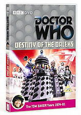 Doctor Who: Destiny of the Daleks (DVD) BRAND NEW/FACTORY SEALED - Dr Who NEW