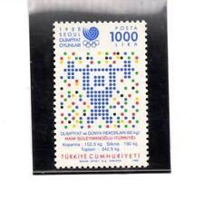 Turquia Olimpiada Seul año 1988 (BO-259)