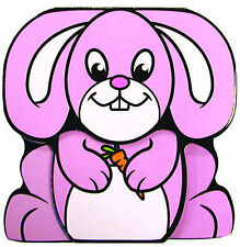 Baby Board Book - Bunny (Carry Along Pets), Igloo Books Ltd , Acceptable | Fast
