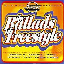 The Ballads of Freestyle by Various Artists (CD, Oct-1997, Mic Mac