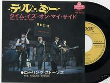 "ROLLING STONES ""TELL ME"" JAPAN 1968 STAGE COVER"