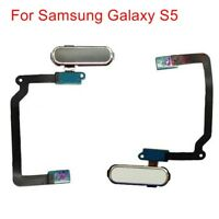 For Samsung Galaxy S5 i9600 Return/Home Button key Fingerprint Sensor Flex Cable