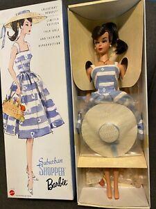 2000 Suburban Shopper 1959 Reproduction Barbie Doll Collectors Request LIMITED