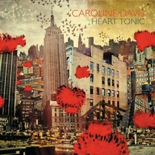 CAROLINE DAVIS - HEART TONIC   CD NEUF