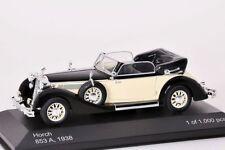 Horch 853A Cabriolet 1938 schwarz/beige  WhiteBox 1:43 NEU/OVP