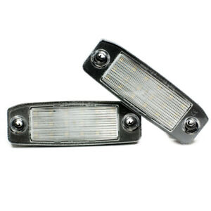 2 X LED Éclairage De Plaque pour Kia Sportage Module Caractéristique