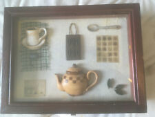 Wooden Tea Organizer Storage