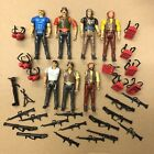 Vintage Galoob A TEAM THE BAD GUYS FIGURES 1980S The A Team Action Figures