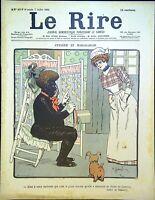 Le RIRE N° 296 du 7 juillet 1900