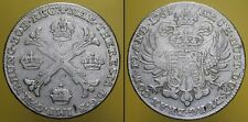 AUSTRIAN NETHERLANDS 1765 KRONERTHALER MONETA ARGENTO (cod.G.137)