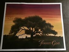 FORREST GUMP 20TH ANNIVERSARY 2014 IMAX MOVIE 16 X 20in PROMO POSTER TOM HANKS