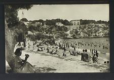 2292.-MALLORCA.-Porto Cristo, La Playa (1955) (Foto Zerowitz)