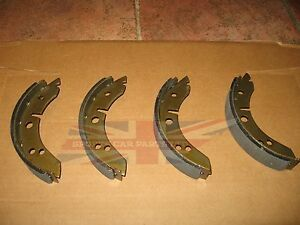 New Front Brake Shoes for Bugeye Sprite or MG Midget With Front Drum Brakes