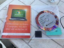 Microsoft Windows 7 Home Premium - SB/OEM-Vollversion - 32Bit - DVD - Deutsch -