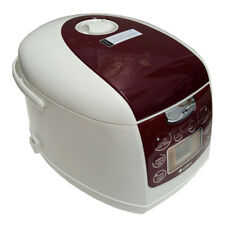 Latest GREE 1.8L Computerized Rice Cooker Stainless Steel Pot No Teflon