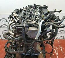 2010 AUDI A5 A4 A6 Q5 2.0 TDI BARE DIESEL ENGINE 170BHP CAHA 85K GENUINE MILES