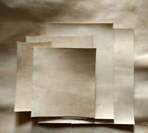 1.8mm panelli pelle cuoio crust A4-A3-A2 10cm a 30cm pellami vegetale naturale