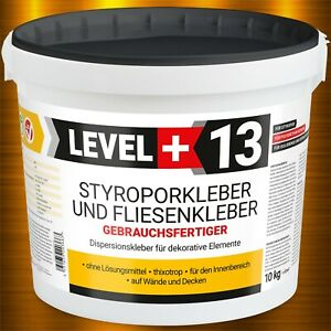 10kg Styroporkleber Polymerbasis Dispersionkleber Korkkleber hohe Qualität RM13