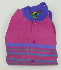 Vintage Wrangler Jacket Brushpopper Xxl Pink Purple