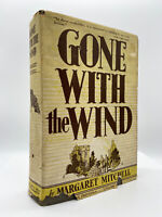 Gone With the Wind – FIRST EDITION – Original DJ – Margaret MITCHELL 1936