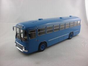 Hachette Altaya Autobus Pullman Fiat 306/2 Cansa 1962 1/43