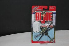 VERY NICE G.I. JOE MH-60K NIGHT HAWK HELICOPTER DIECAST  in PACKAGE SERIES 1