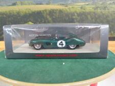SPARK.  Aston Martin DBR1.  Le Mans 1959. Green. No4. 1:43. S2438