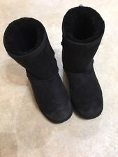 Womens Ugg Boots Size 5 Black