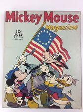 Vintage Springbok Mickey Mouse Spirit of '76 Jigsaw Puzzle