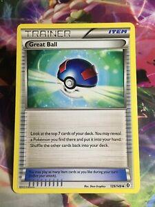 Pokemon Card TCG Great Ball Black And White Boundaries Crossed