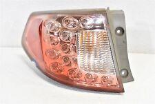 2008-2014 Subaru Impreza WRX STI Tail Light Lamp Left Driver Damaged Wagon 08-14