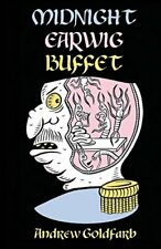 Midnight Earwig Buffet by Goldfarb, Andrew Book The Fast Free Shipping