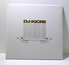 Various DJ-KICKS The Exclusives VINYL 2xLP Sealed FOUR TET Juan MacLean HOT CHIP